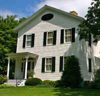 The Benjamin Porter House