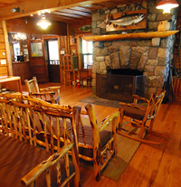 Clearwater Lake Lodge