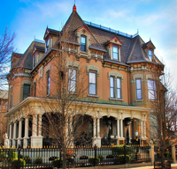 The Frederick Stegmaier Mansion